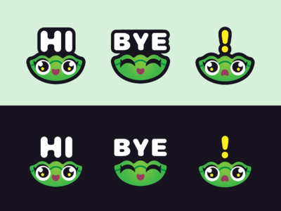 Animame Emotes
