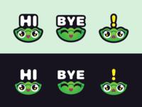 Animame Emotes