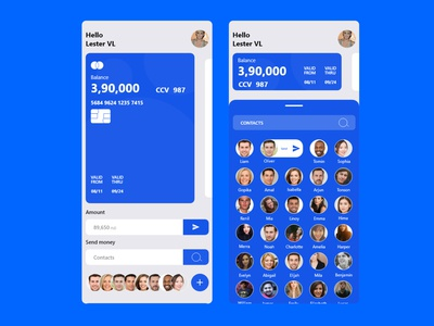 Payment and Banking App bank bankimg payment ux design ui design figma branding mobile ios android app xd design