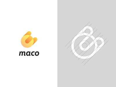 Logo Design for maco website logo icon simple mco logo app logo abstract abstract logo logotype design modern logo logo mark popular logo identity logo app creative logo popular vector branding flat