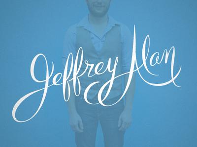 Jeffrey Alan