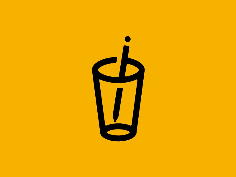 Draft & Draw NYC draft beer drawing lecture talk social drinks creativity logo illustration icon