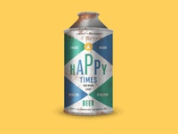 Happy Times Beer!