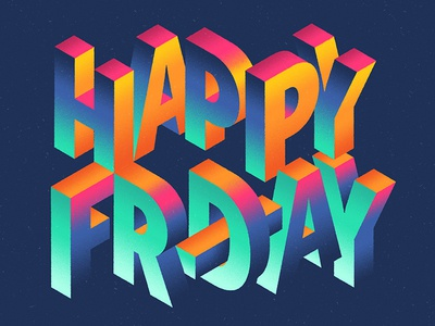 Happy Friday designs, themes, templates and downloadable graphic ...