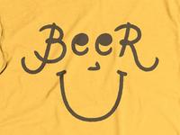 Beer Face shirt