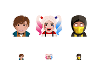 TW Emoji / Upcoming Films