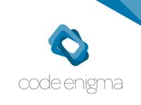 Code Enigma Branding