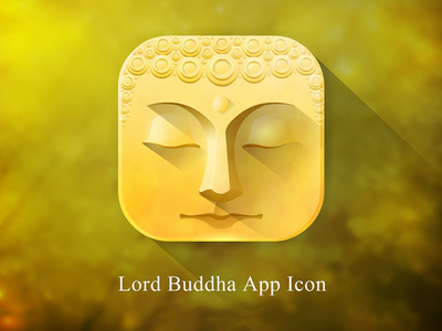 Lord Buddha App Icon