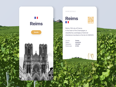 Reims - The city of coronations