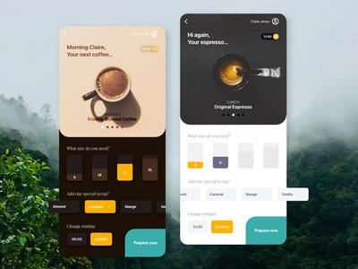 App Coffee Maker