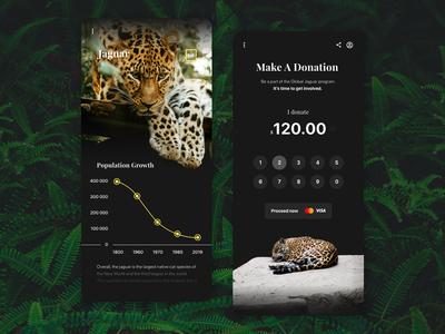 Make a donation - Mobile App