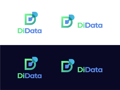 DiData logo logo software management biobank healthcare health data visualization data collect data