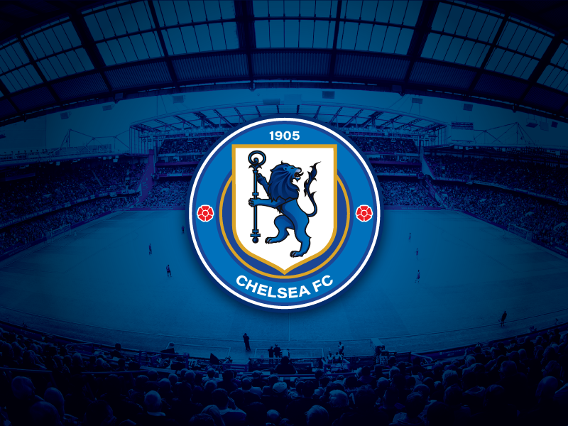Chelsea Fc Logo Redesign By Sayoud Amin On Dribbble