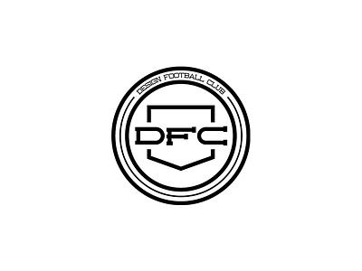 Coaster playoff football club football design dfc