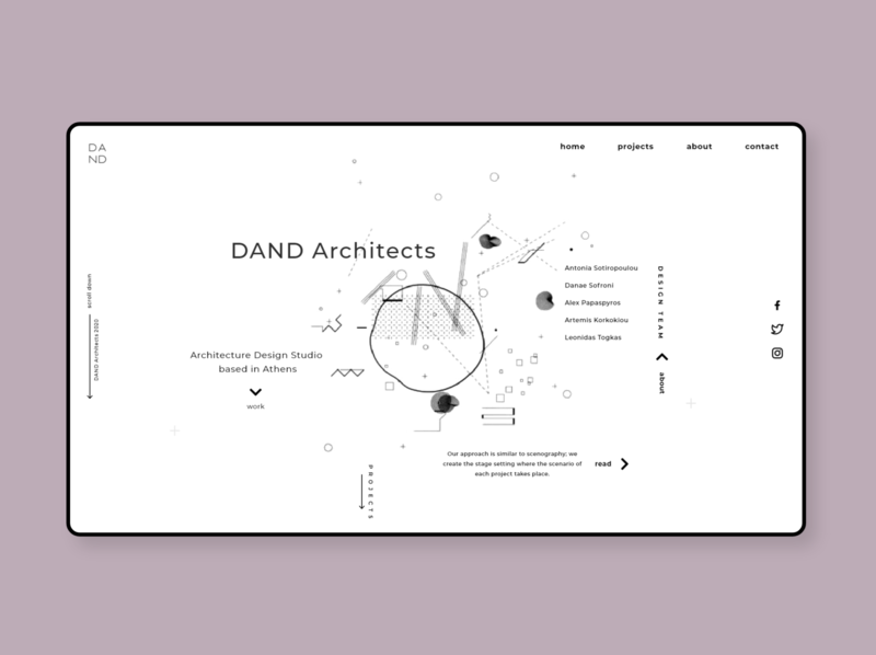 Web - DAND Architects Studio