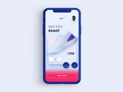 Product Card shoes card product ux ui
