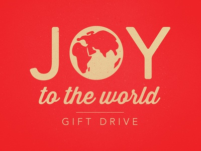 Joy To The World Gift Drive