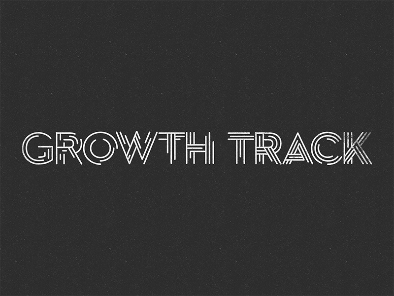 Growth Track texture lines type