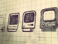 Macintosh Sketches