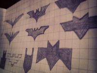 Batman Sketches