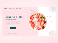 Concept for a Smoothie Store