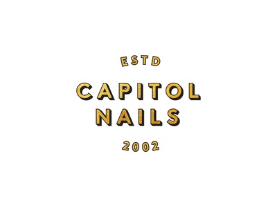 Capitol Nails Window Type