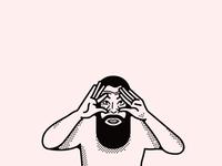 Portrait Ai Weiwei