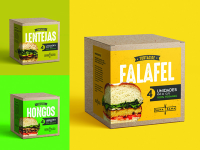 Sana Sana Packaging design identity branding graphic design packaging food organic fresh tortas