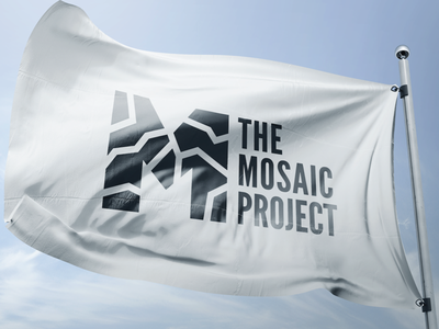 The Mosaic Project nyc branding design logo photo