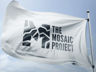 The Mosaic Project nyc branding design logo photo