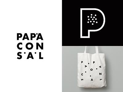 Papa con Sal (agency) creative branding logo advertising agency