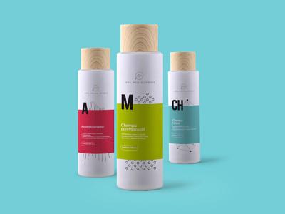 Dra. Melissa Shampoo etiqueta costa rica medical care design packaging beauty medical
