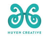 Huyen Creative Logo
