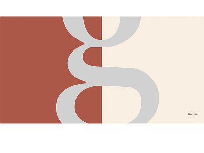 Georgia Specimen minimal ui design typography