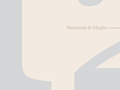 Georgia Specimen minimal color typography ui