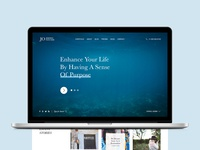 Jo - Photography WordPress Theme