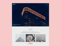 Barch - Architecture WordPress Theme