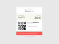 Payment gateway v3 expired