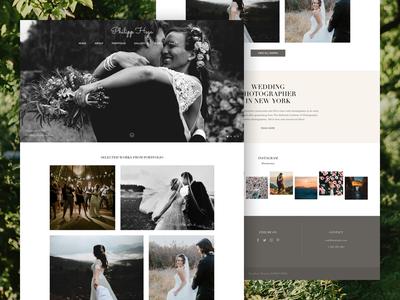 PH - Wedding Photography Theme