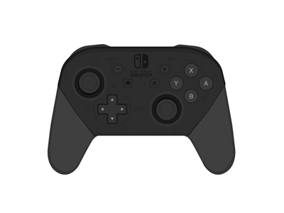 Switch Pro Controller controller gaming video games vector art vector pro controller switch nintendo