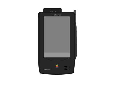 Apple Newton MP100 90s pda tablet tech retro mp100 messagepad newton apple apple newton
