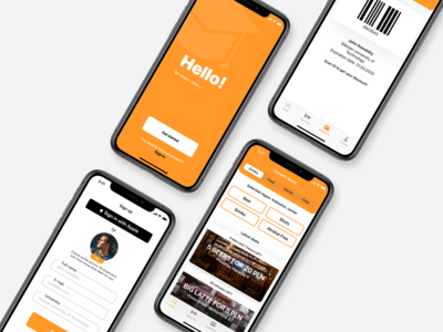 Studeals - Concept app design