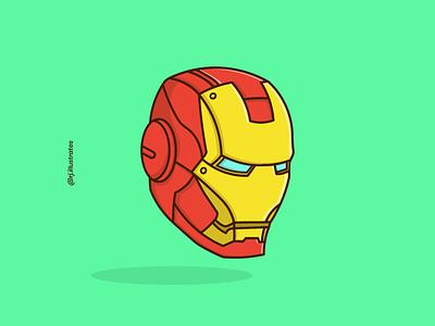 Ironman thor captainamerica superheros characterdesign vector illustration designer graphicdesign flatdesign design adobe illustrator illustration vector marvelcomics marvel ironman