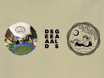 Dead Seagals Band Tee