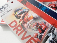 Ferrari Maserati Rally Tickets