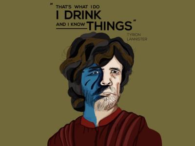 Tyrion Potrait