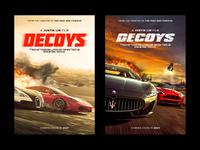 Movie Poster Concept - DECOYS