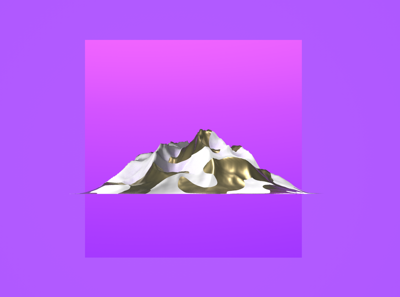 Mountain Minimalism