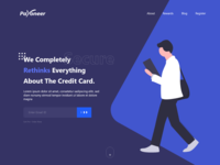 Payment Card   Landing Page