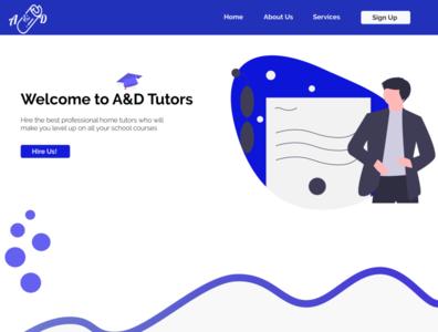 A&D UI Design Project